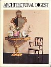 Architectural Digest May 1980
