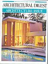 Architectural Digest May 2005