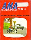 American Motorcycle Association News July 1971
