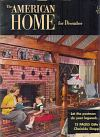 American Home December 1951