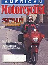 American Motorcyclist July 1998