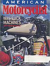 American Motorcyclist October 1998