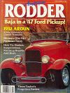 American Rodder October 1987