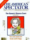 American Spectator May 1992