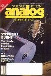 Analog Science Fact & Fiction December 1989
