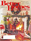 Better Homes and Gardens December 1998