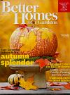 Better Homes and Gardens October 2010