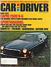 Car and Driver January 1972