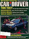Car and Driver December 1979