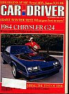 Car and Driver December 1982