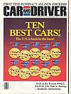 Car and Driver January 1993