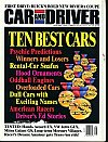 Car and Driver January 1994
