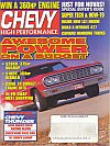Chevy High Performance October 1996