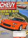 Chevy High Performance October 2001