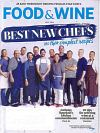 Food & Wine July 2014