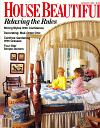 House Beautiful January 1987