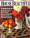 House Beautiful November 1989