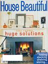 House Beautiful January 2001
