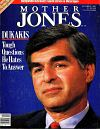 Mother Jones December 1987
