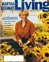 Martha Stewart Living September/October 1991