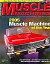 Muscle Machines December 2005