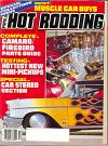 Popular Hot Rodding April 1984