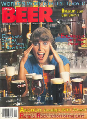 All About Beer June 1985