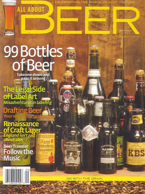 All About Beer September 2010