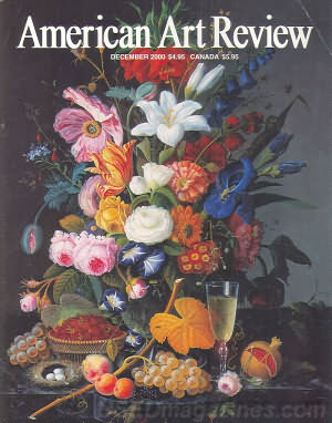 American Art Review November/December 2000