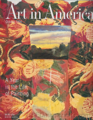 Art in America October 1994