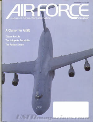 Air Force December 2000