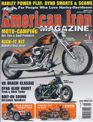 American Iron August 2010