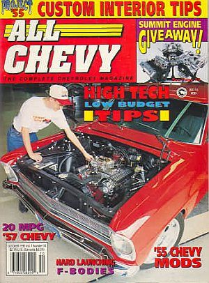 All Chevy October 1993