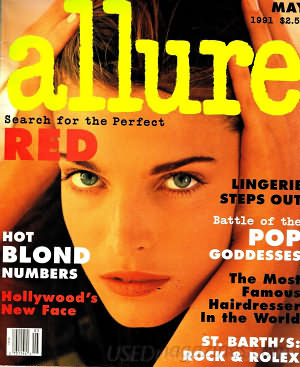 Allure May 1991