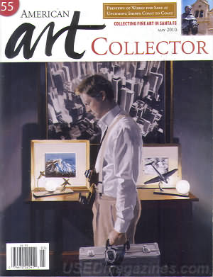 American Art Collector May 2010