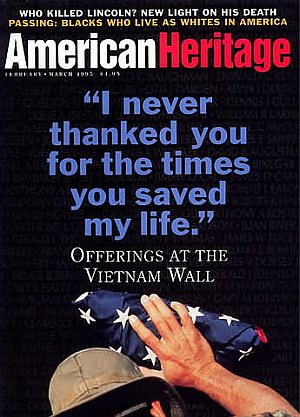 American Heritage February and March 1995
