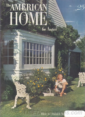 American Home August 1950