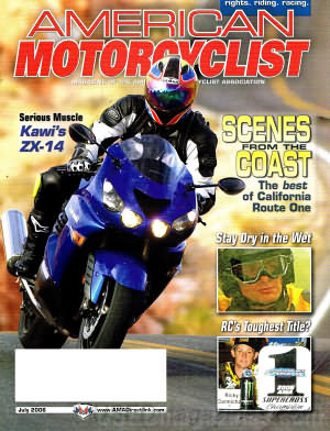 American Motorcyclist July 2006