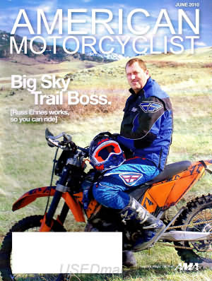 American Motorcyclist June 2010
