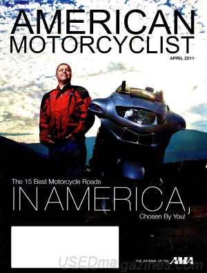 American Motorcyclist April 2011