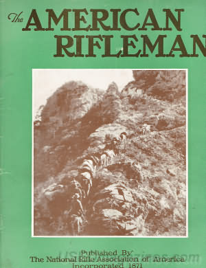 American Rifleman May 1929