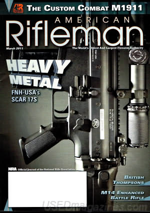 American Rifleman March 2011
