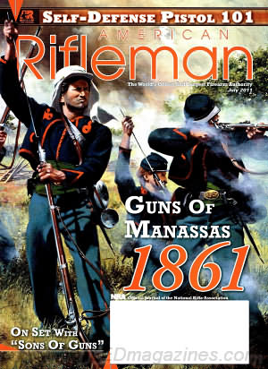 American Rifleman July 2011