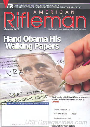 American Rifleman October 2012