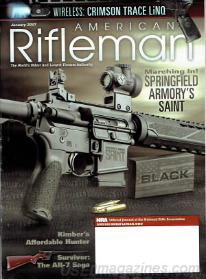 American Rifleman January 2017