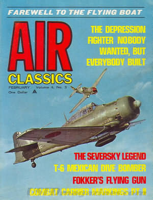 Air Classics Volume 4 Number 3
