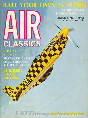 Air Classics Volume 5 Number 4