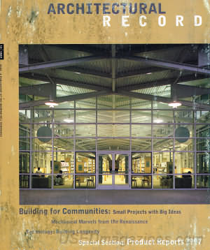 Architectural Record December 1997
