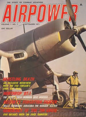 Airpower September 1971