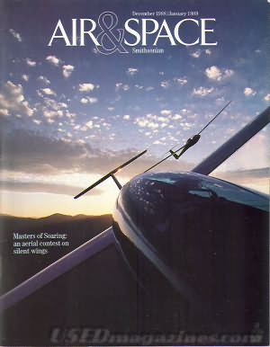 Air & Space January 1989